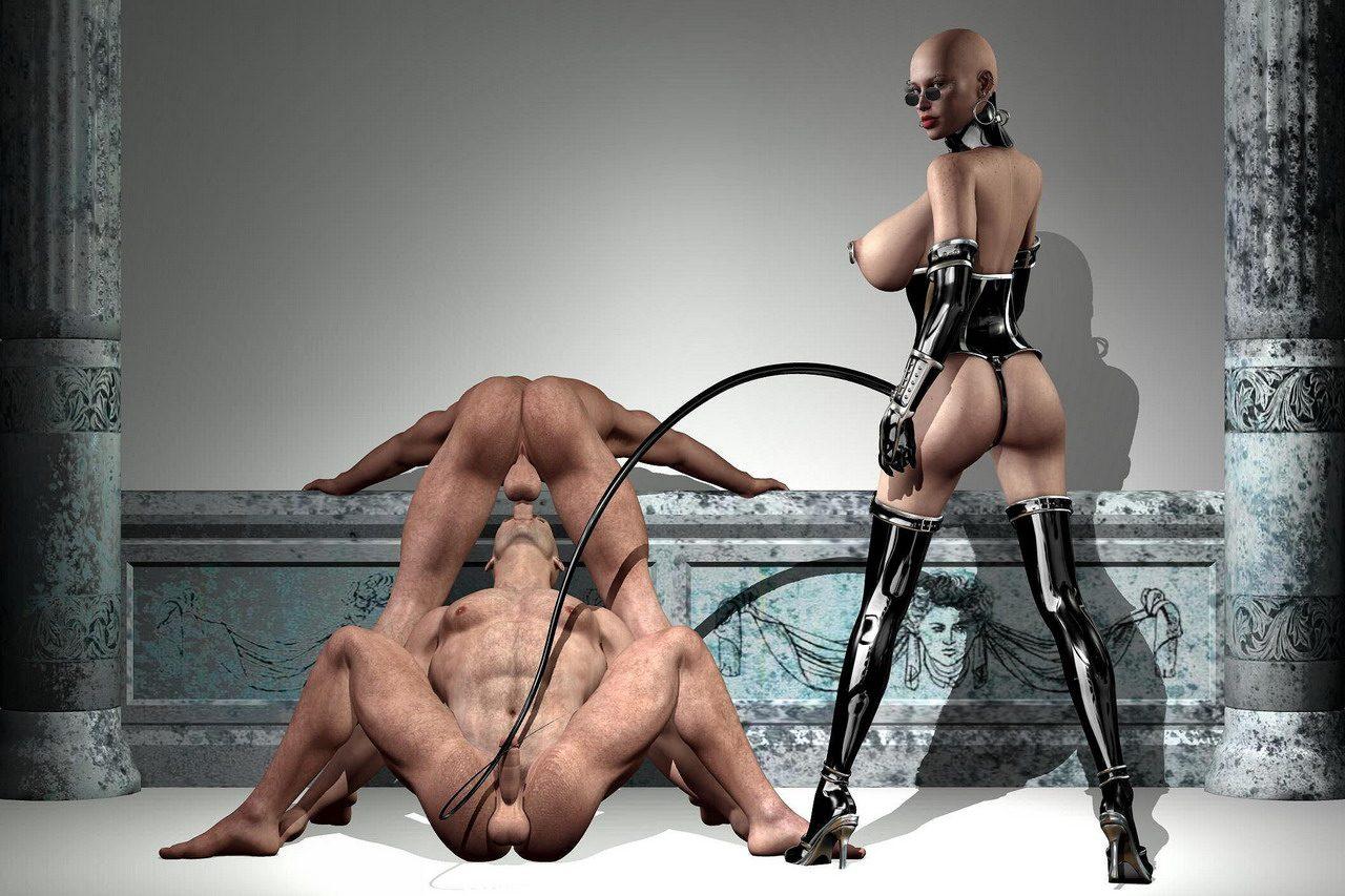 Something females into male bondage