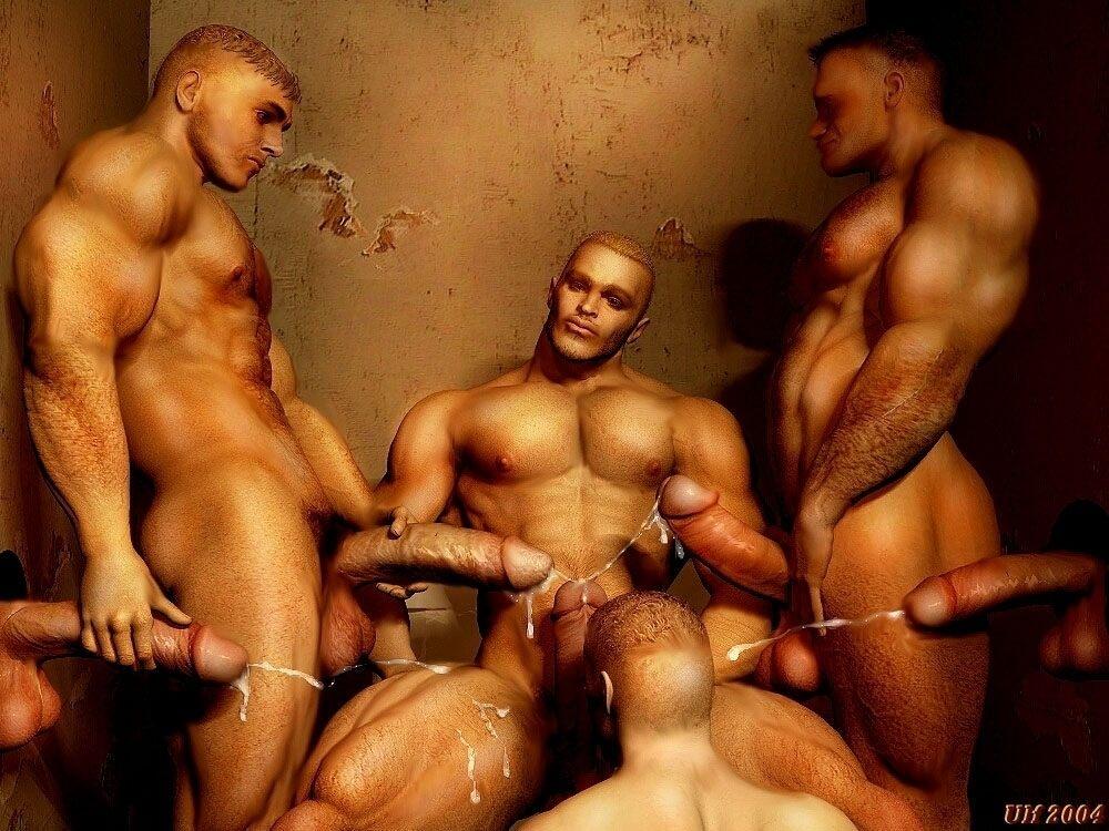 Секс с геями мультик 15 фотография