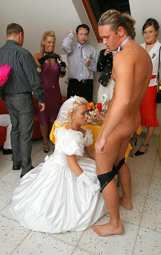 невеста совратил другой на свадьбе прежде