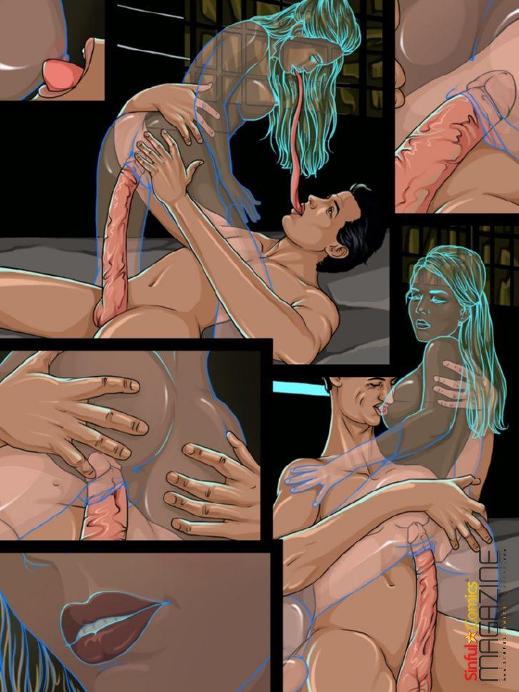 Порно невидимка мультики вк